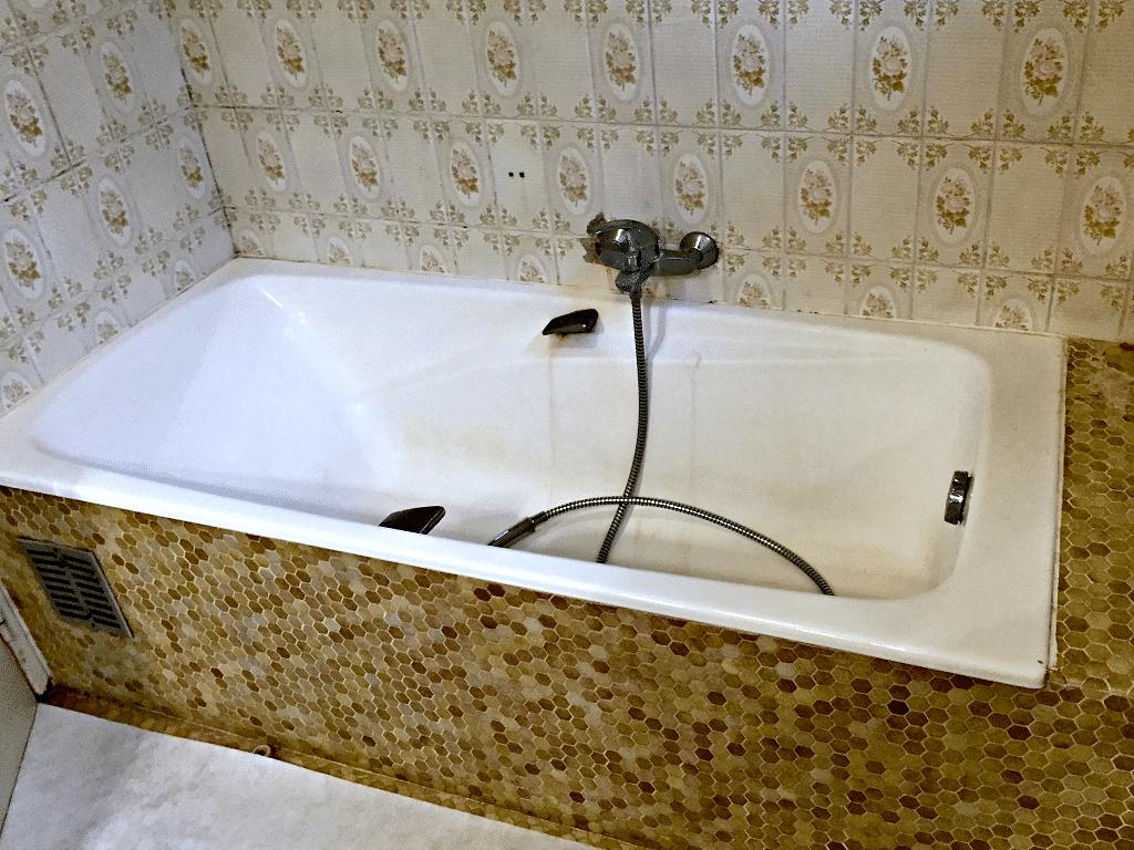 Marly - L'ancienne baignoire