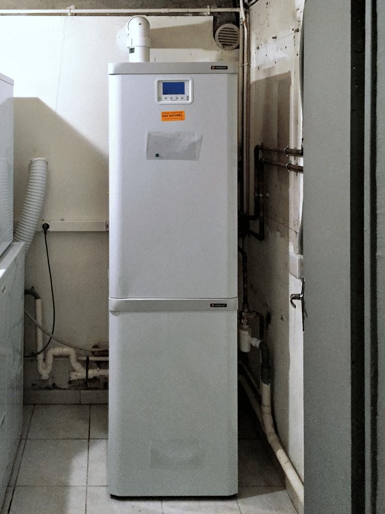 Vantoux - La nouvelle chaudière gaz à condensation