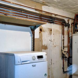 Verny - La nouvelle chaudière gaz à condensation avec double circuit de chauffage